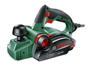 Hobelmaschine Bosch grün