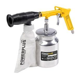 Druckluft-Sandstrahlpistole