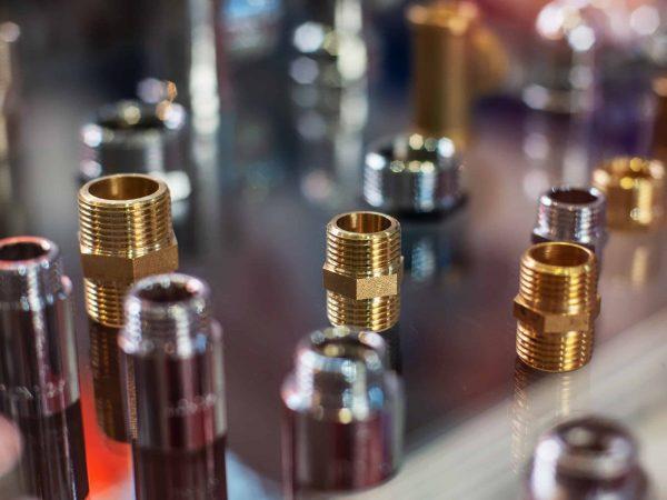 Verbindungsstücke für Druckluftgeräte