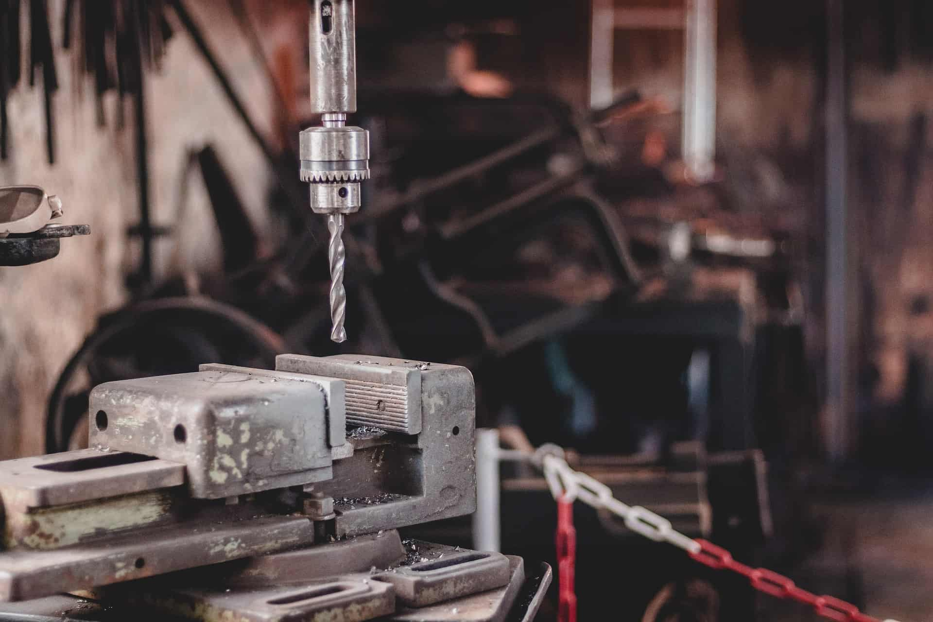 Säulenbohrmaschine: Test & Empfehlungen (09/20)