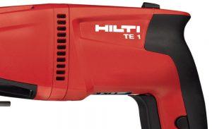 Kompakter und leichter SDS Plus (TE-C) Bohrhammer mit einer Funktion und Pistolengriff – zum Bohren in Beton