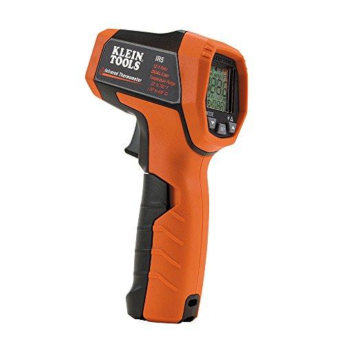 KLEIN TOOLS Infrarot-Thermometer mit doppeltem Laser